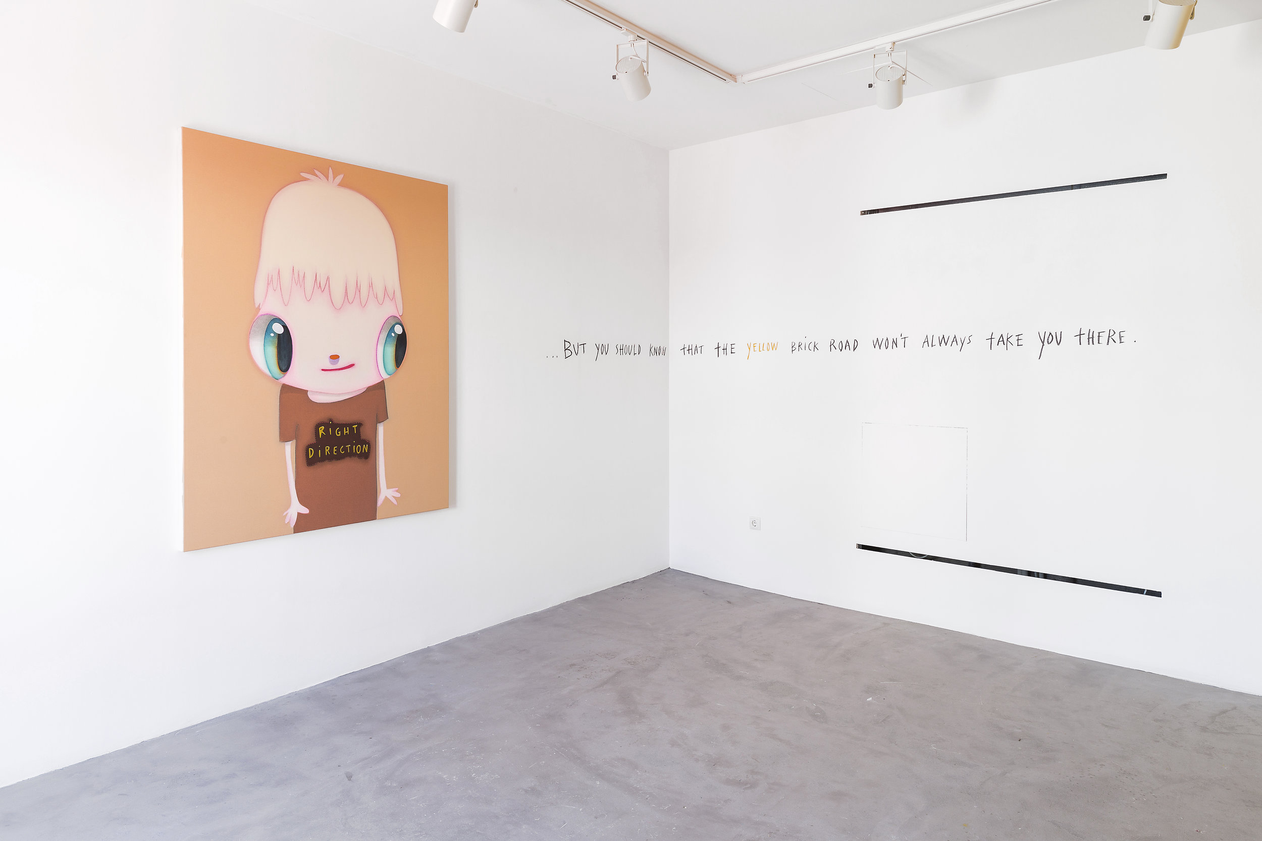 Installation view. Photo by Thanasis Gatos.