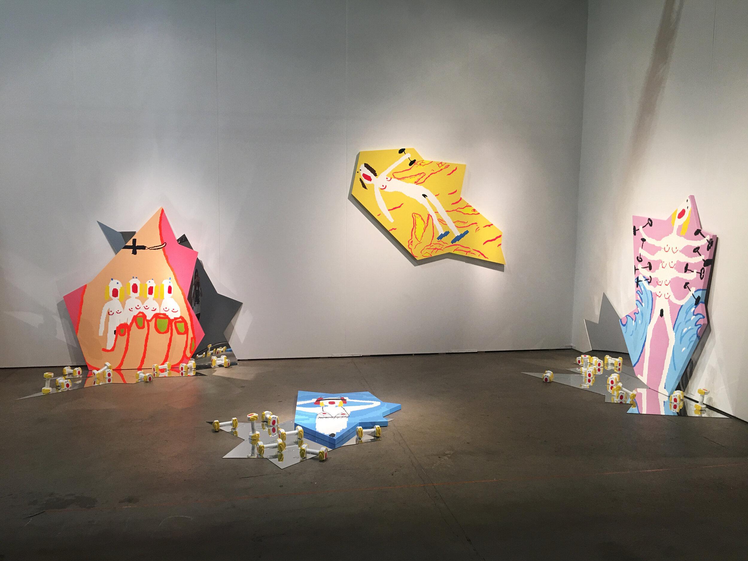 Expo Chicago, 2018 Maja Djordjevic    Booth 445 27-30 September 2018