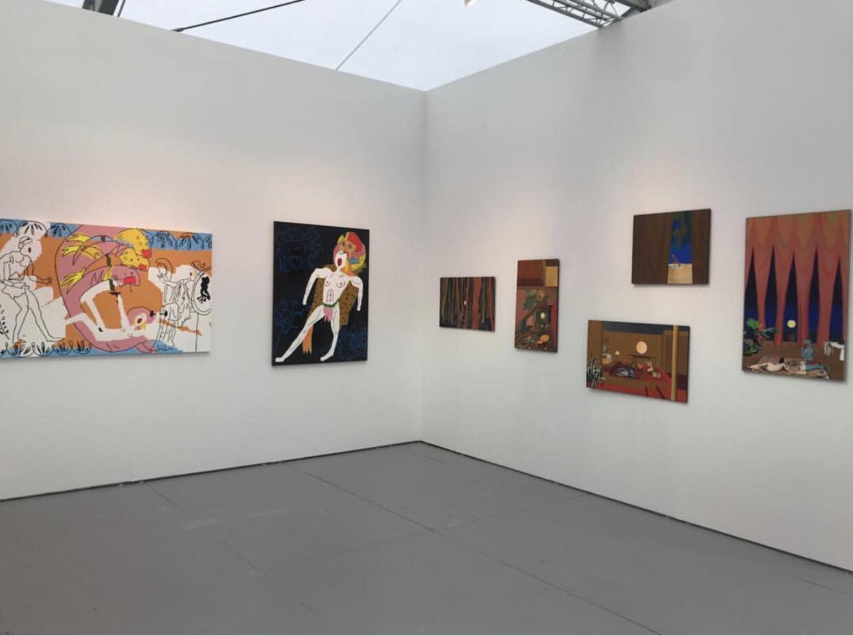 Untitled Miami, 2018   Maja Djordjevic, Hulda Guzman, Iliodora Margellos   Booth A7 5-9 December 2018