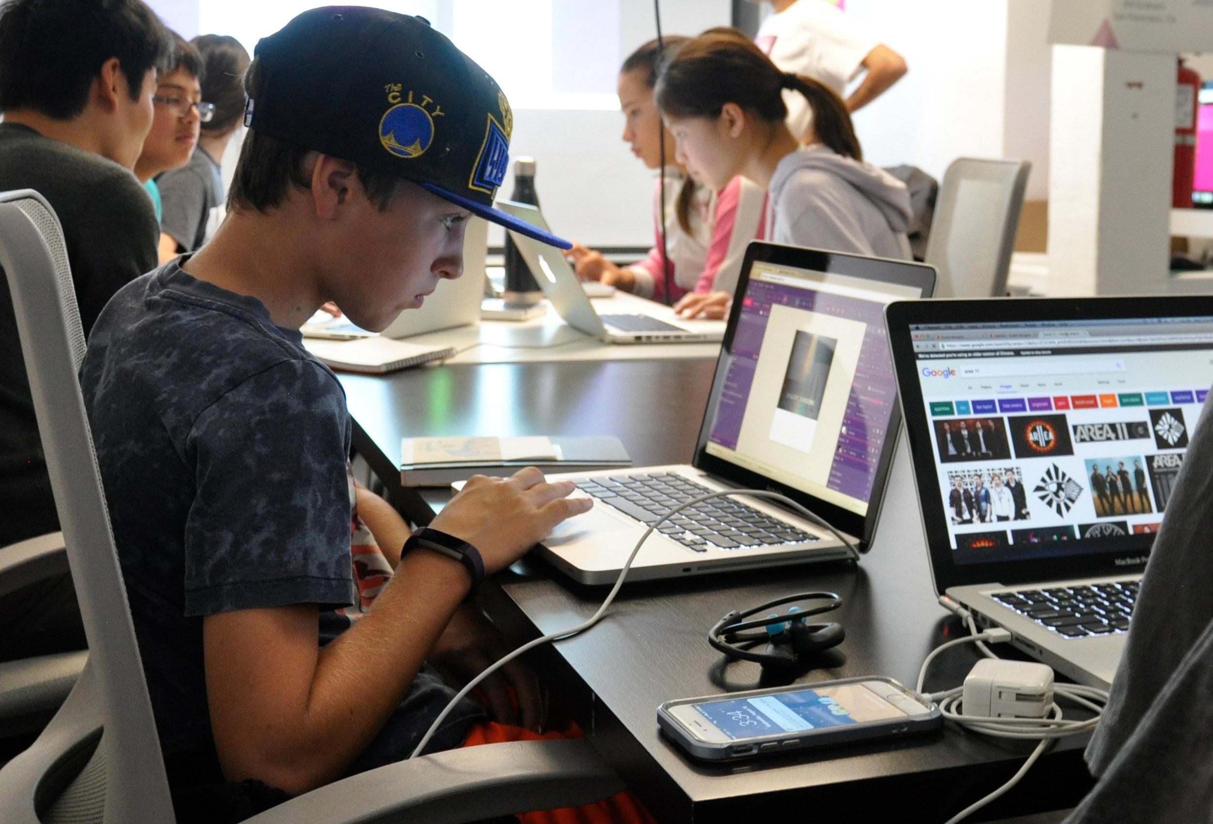 Digital Lab - youth design education
