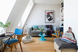 Photo by Bambù / Olivier Bourdon - Discover living room design ideas