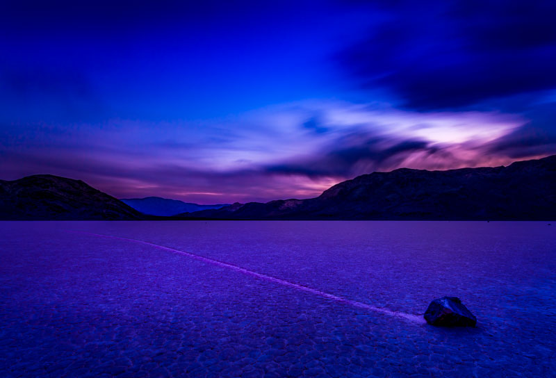 A Journey at Nightfall