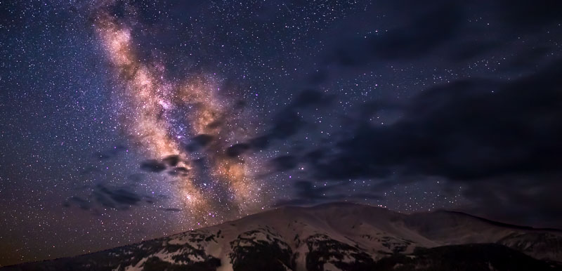 Strange Lightning, Great Basin National Park