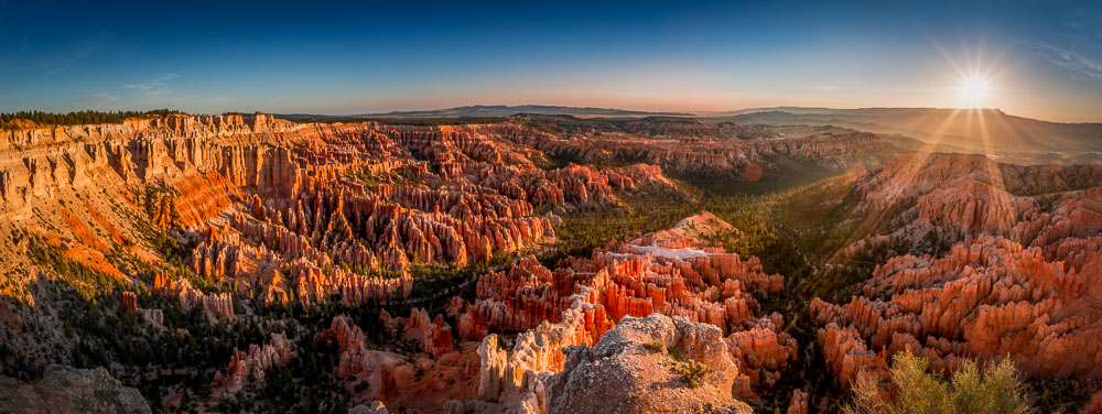 Bryce Point Sunrise, Bryce Canyon National Park