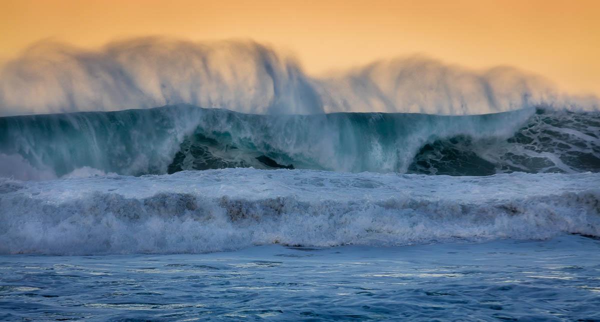 Crashing Surf