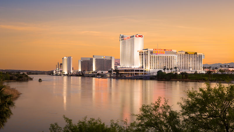 Casinos on the River, Laughlin, NV