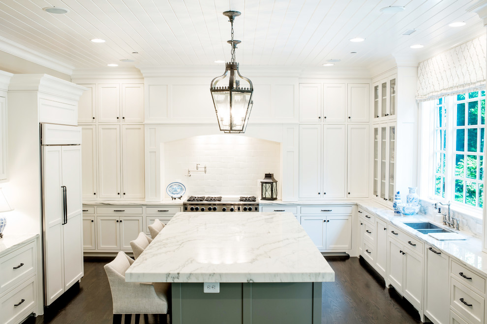 Olympian Danby Kitchen - Via  Houzz