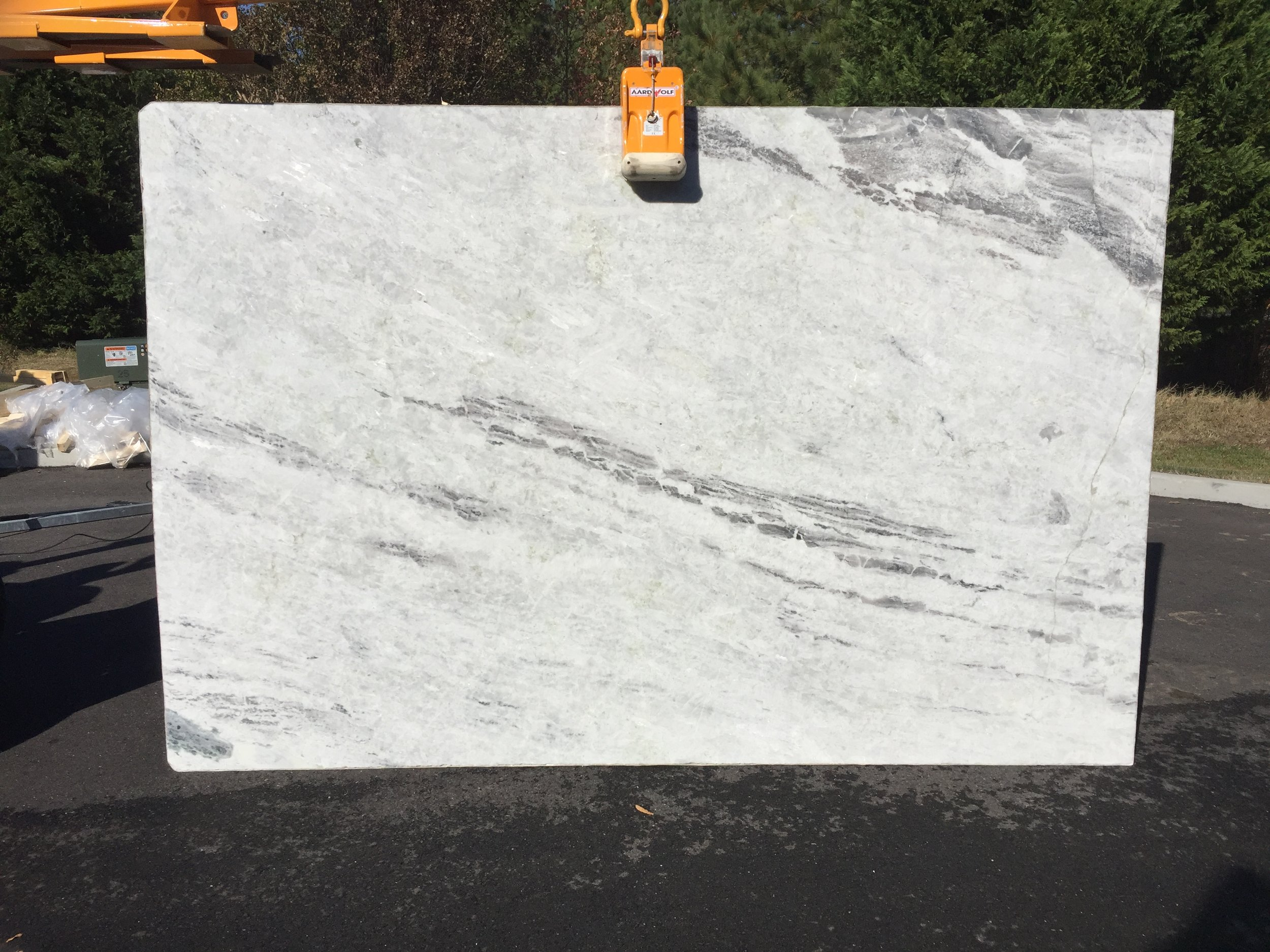 Princess White Quartzite - Lot 1051 - 115x76