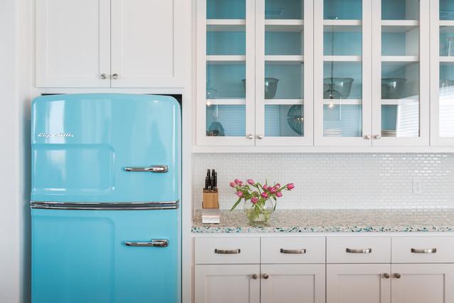 vetrazzo blue fridge.png