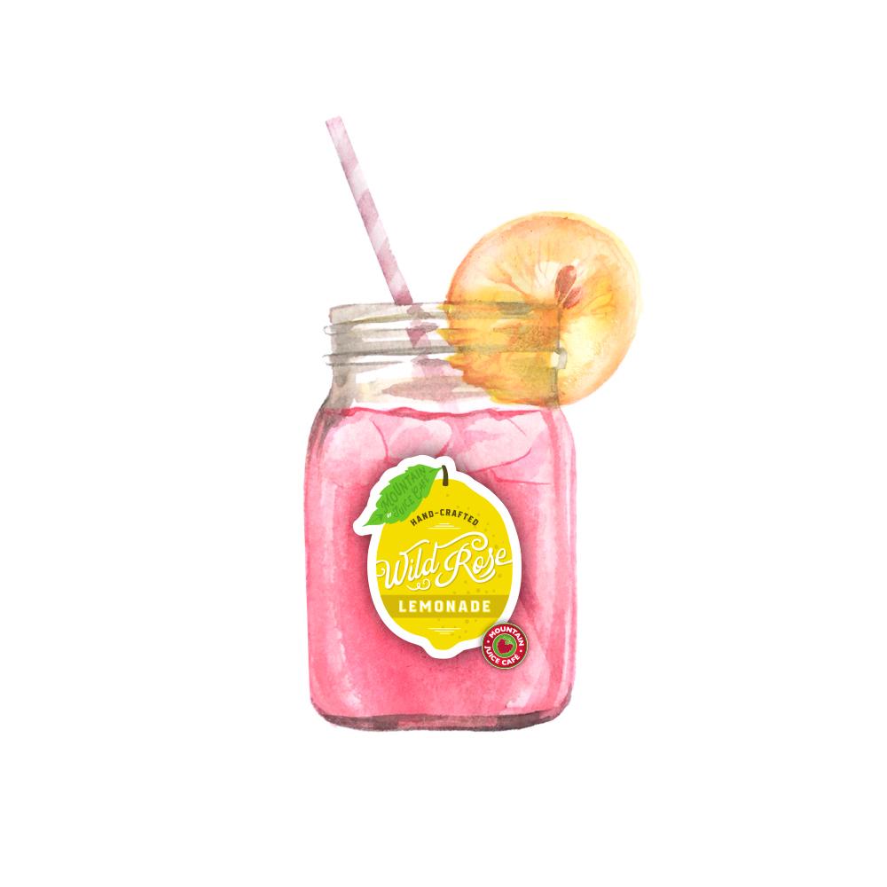 Mountain Juice Cafe Signature Lemonades