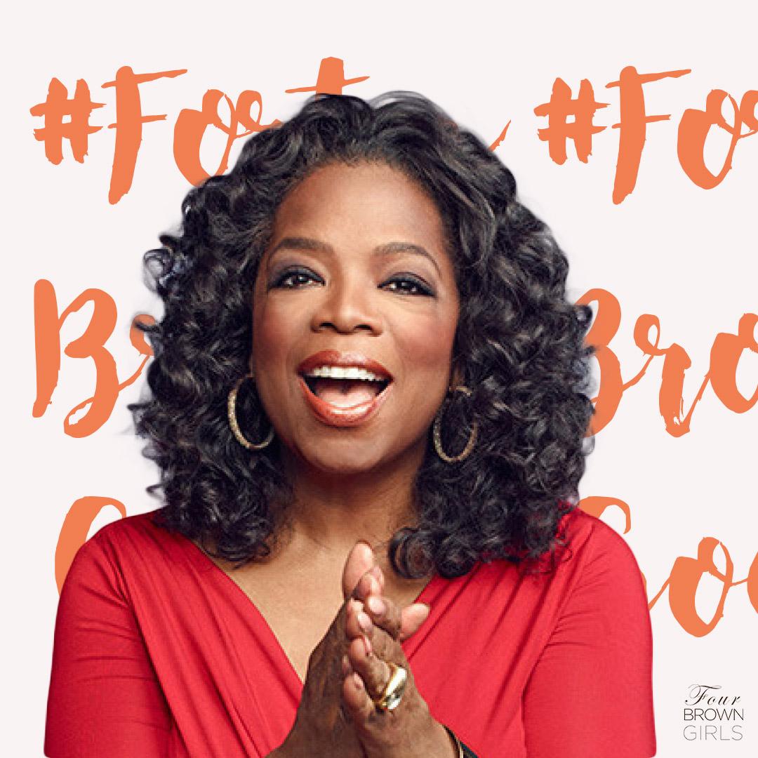 Oprah - ....