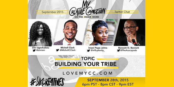 Blk Creatives Building Your Tribe
