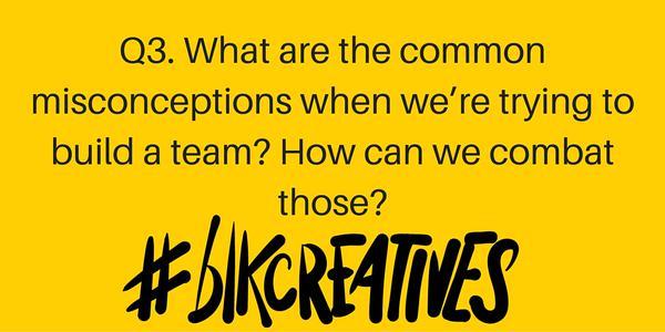 #blkcreatives Q3