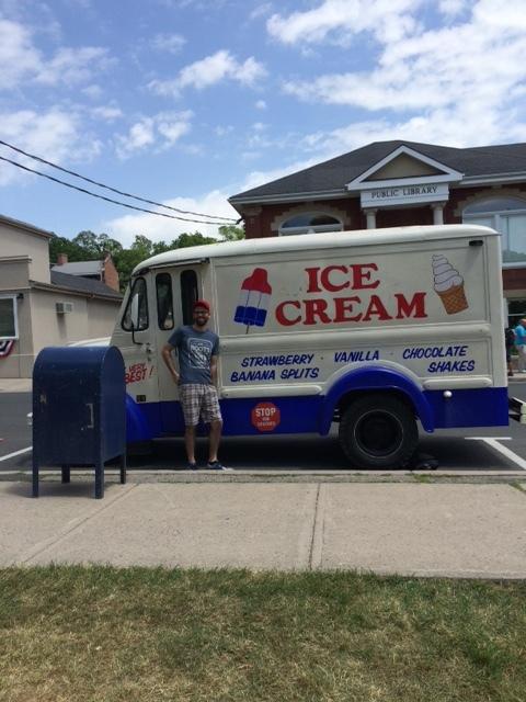 MORE ICE CREAM!