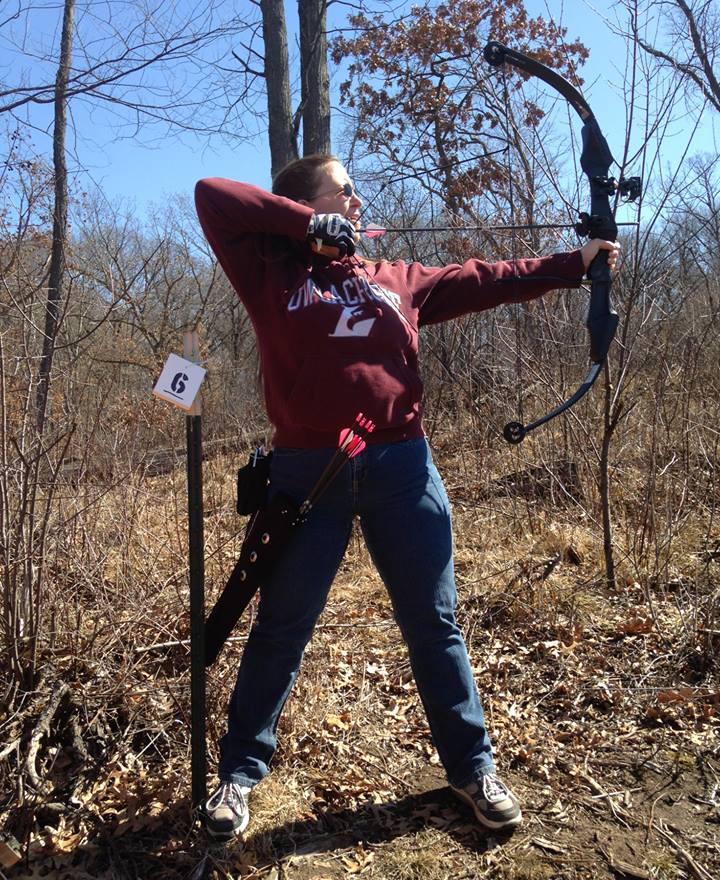 3D Archery Shoot|Photo: Courtesy Franki Larrabee