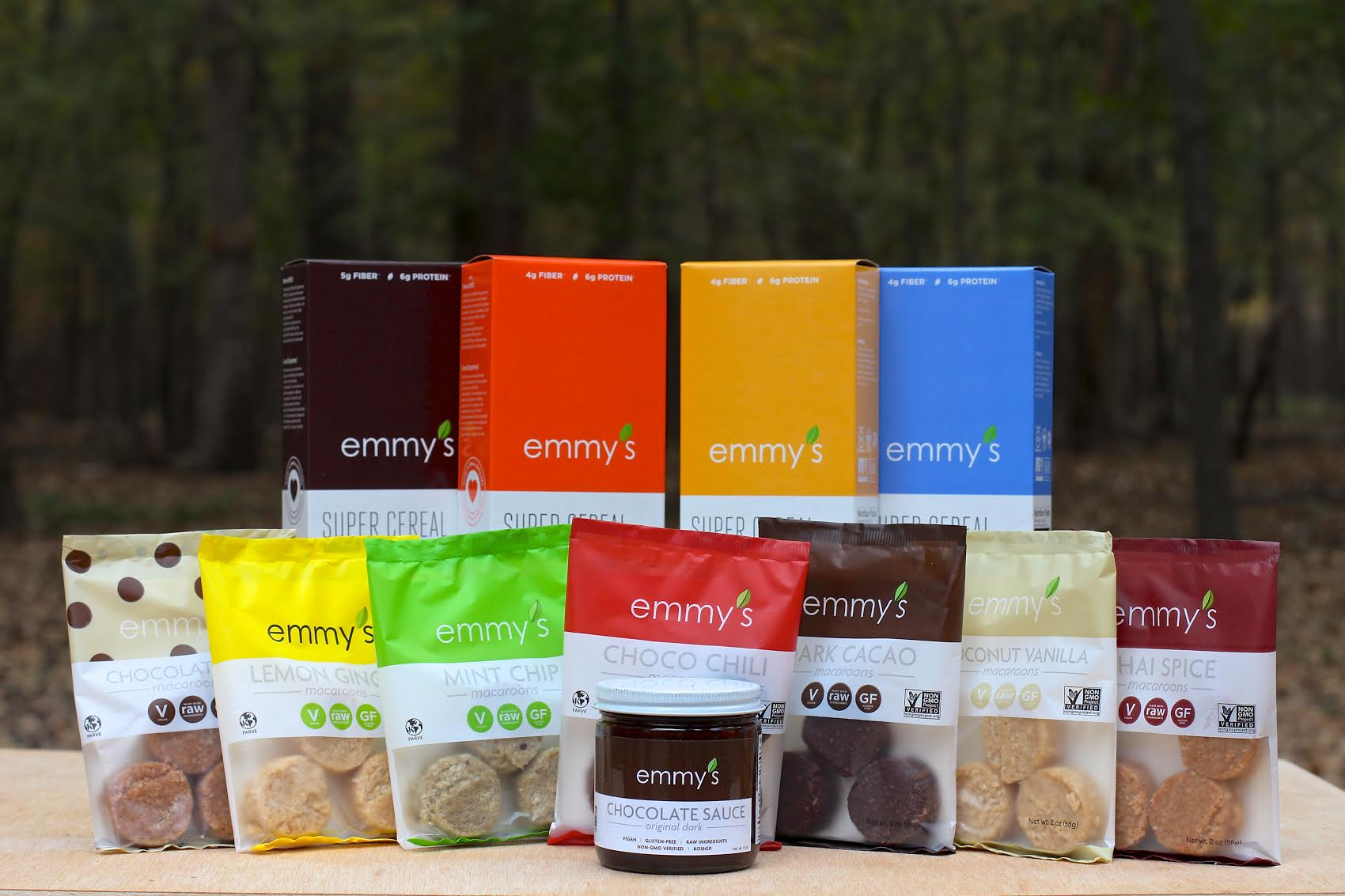 Photo: Courtesy Emmy's Organic