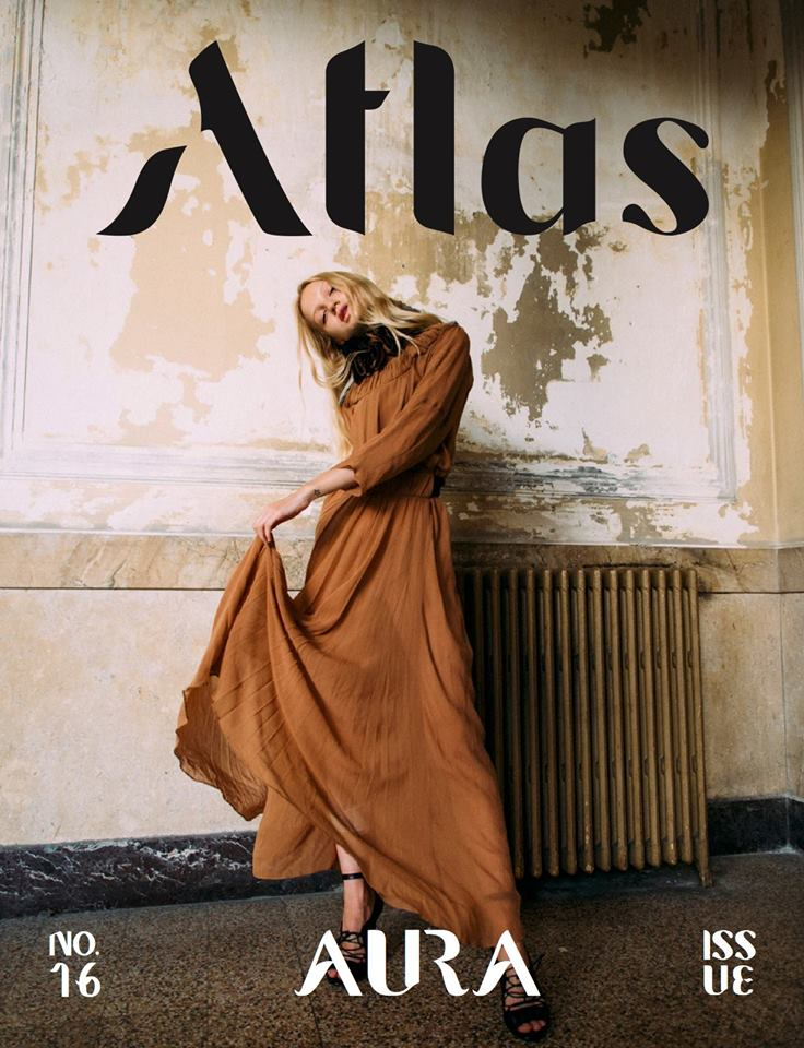 Covers courtesy of Atlas Magazine