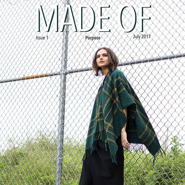 Officially launching the very first issue of our brand new monthly digital magazine #MADEOF! This one is all about #purpose. Take a peek through the link in our bio and give a shoutout to your favorite piece(s)! 💪🏽🙏🏽 #ladyguns #magazine #issue1 #madeofpurpose