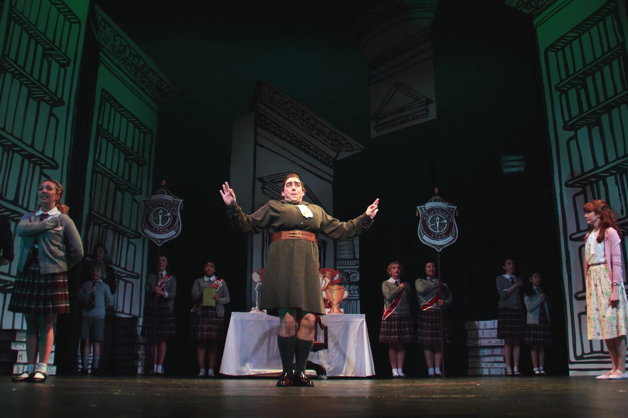 The Hammer | Matilda The Musical