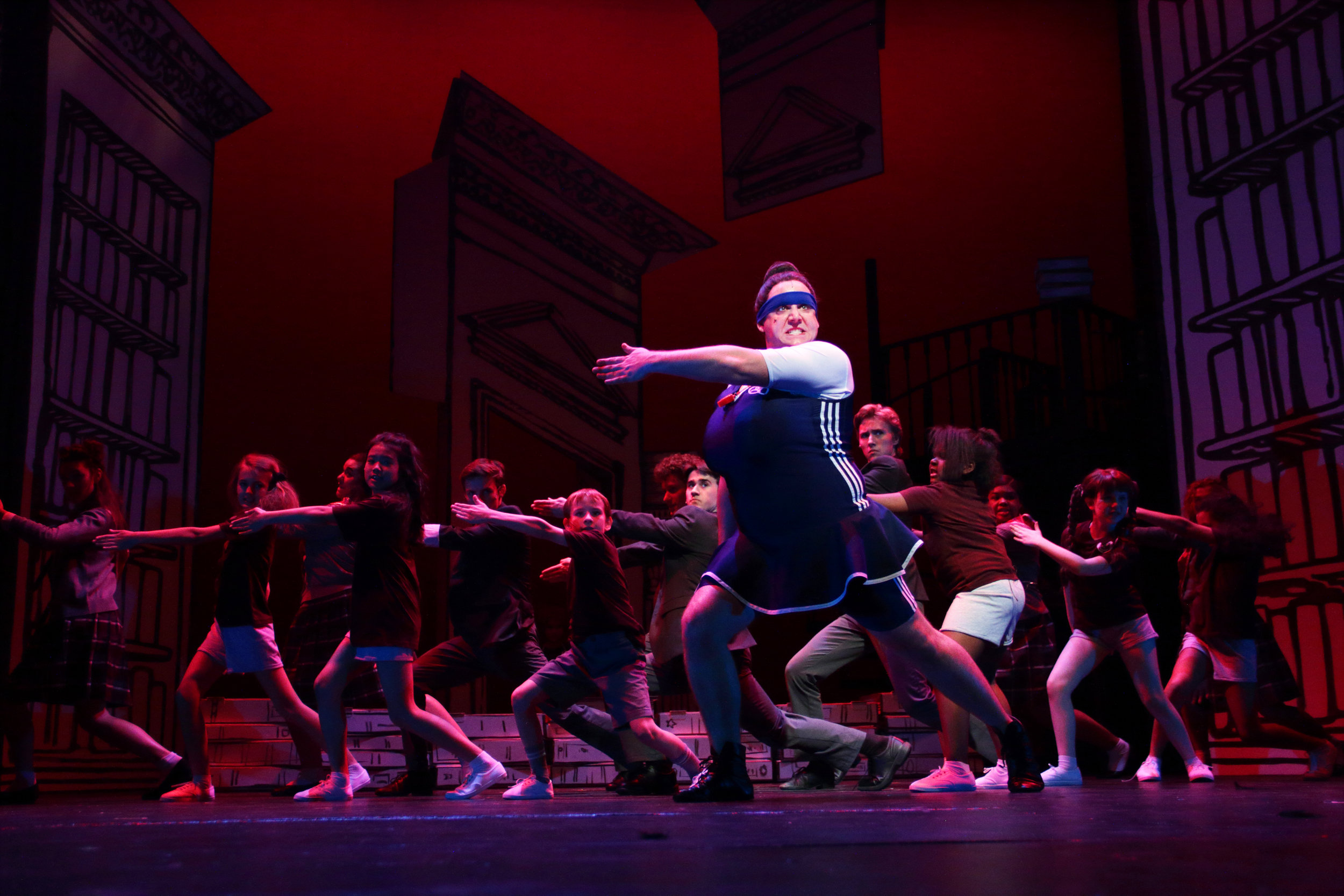 The Smell of Rebellion | Matilda The Musical