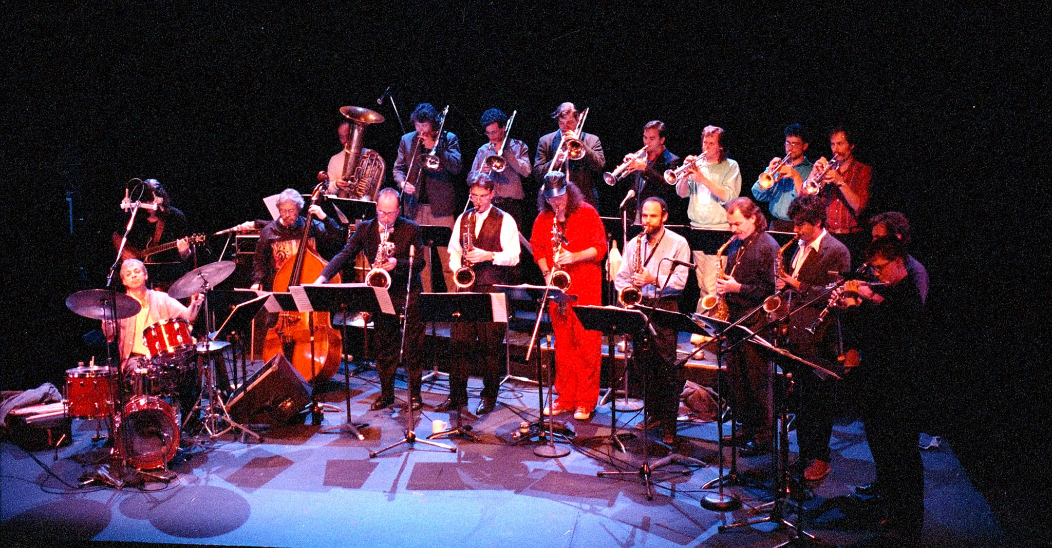 Claude Ranger's Jade Orchestra 1990(?)