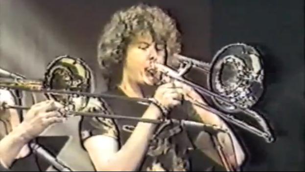 w. VEJI in Edmonton 1981