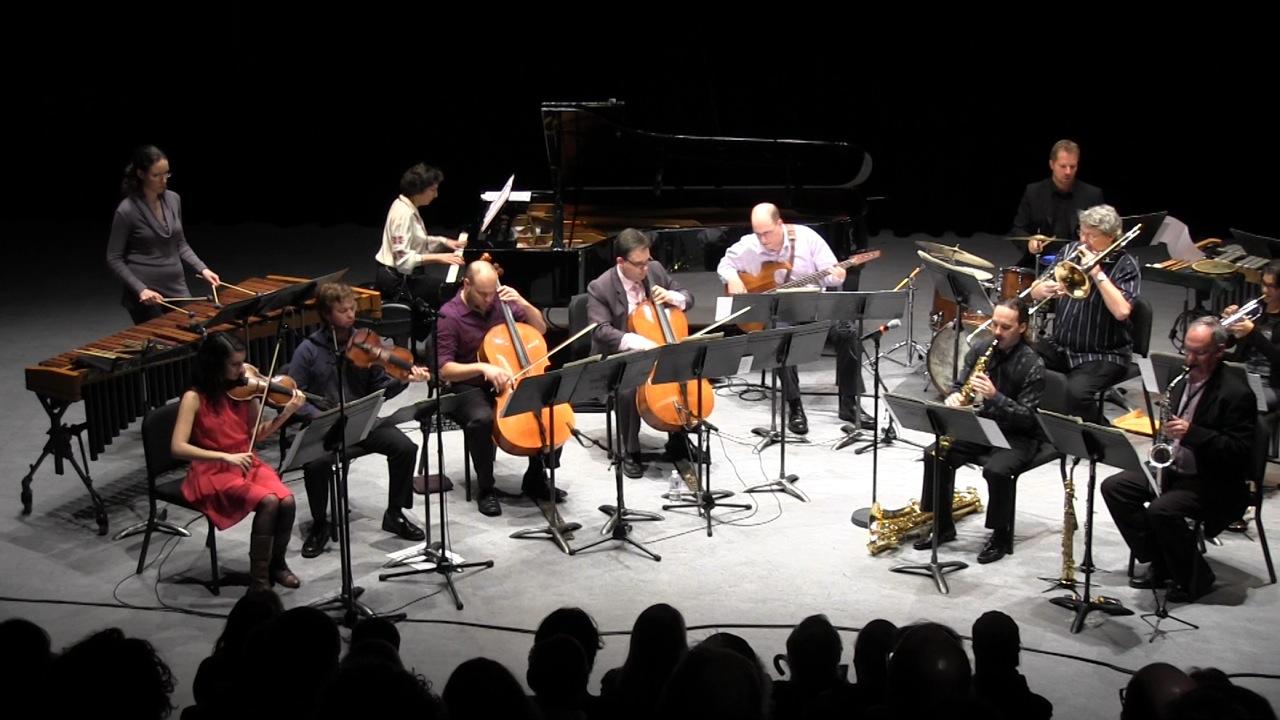 Colin MacDonald's Pocket Orchestra 2013