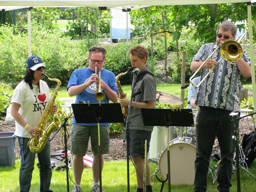 @ DCMS Jazz Camp 2012