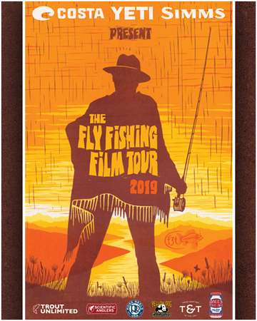 Yes, that's right, the 2019 Fly Fishing Film Tour is coming to the West End Theater in Quincy, CA October 9th.  Doors open at 5:30 at Quintopia Brewing taproom to get some local brews, cold-water fisheries conservation info and get your hands on tickets to win some killer raffle prizes.   Click here   for full details and to purchase tickets directly.