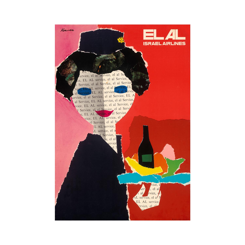 Lady El-Al – 1962