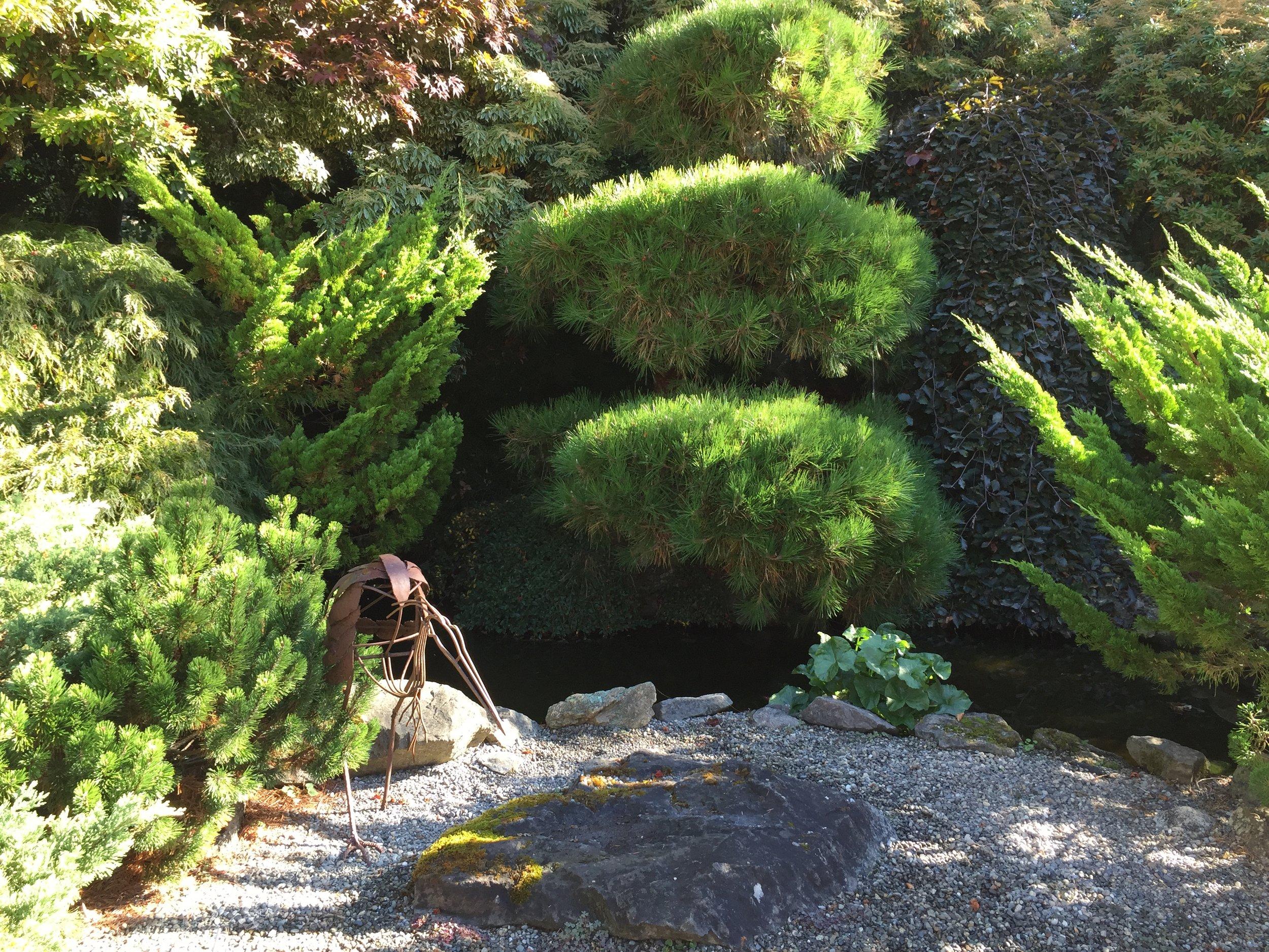 The Kubota-Designed Japanese Garden