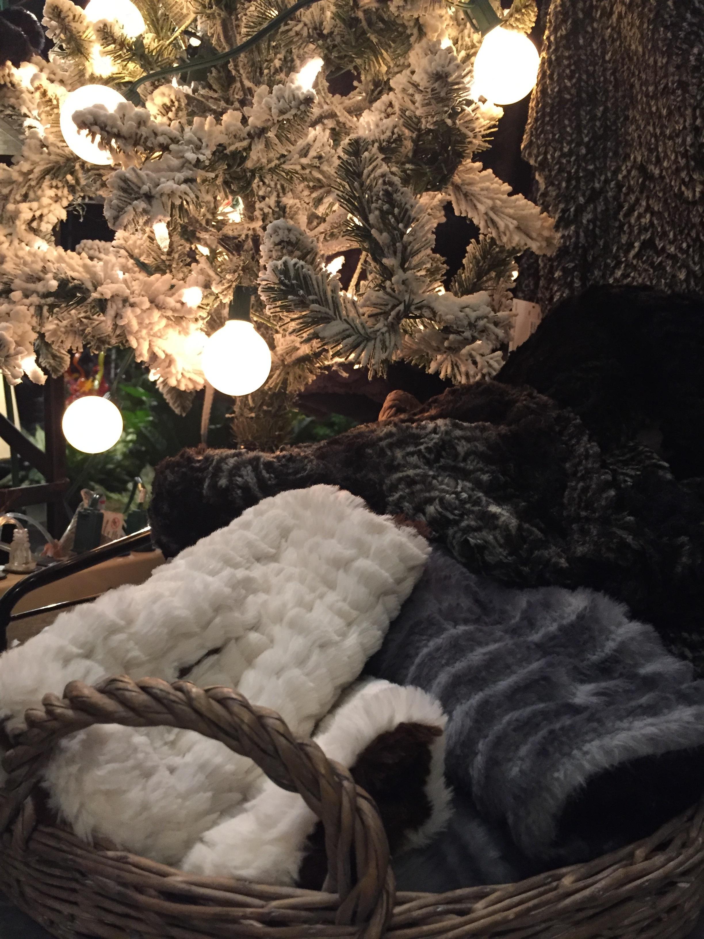Cozy Faux-Fur Accessories by Pandemonium