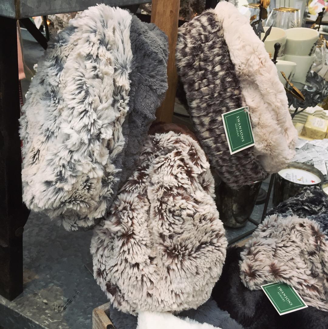 Furry Winter Hats by Pandemonium