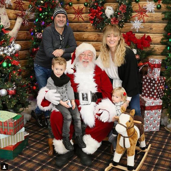 Swansons' Santa was voted one of the best in Seattle!*