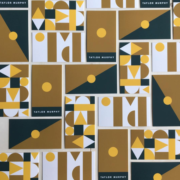 Taylor Murphy Design Studio Branding