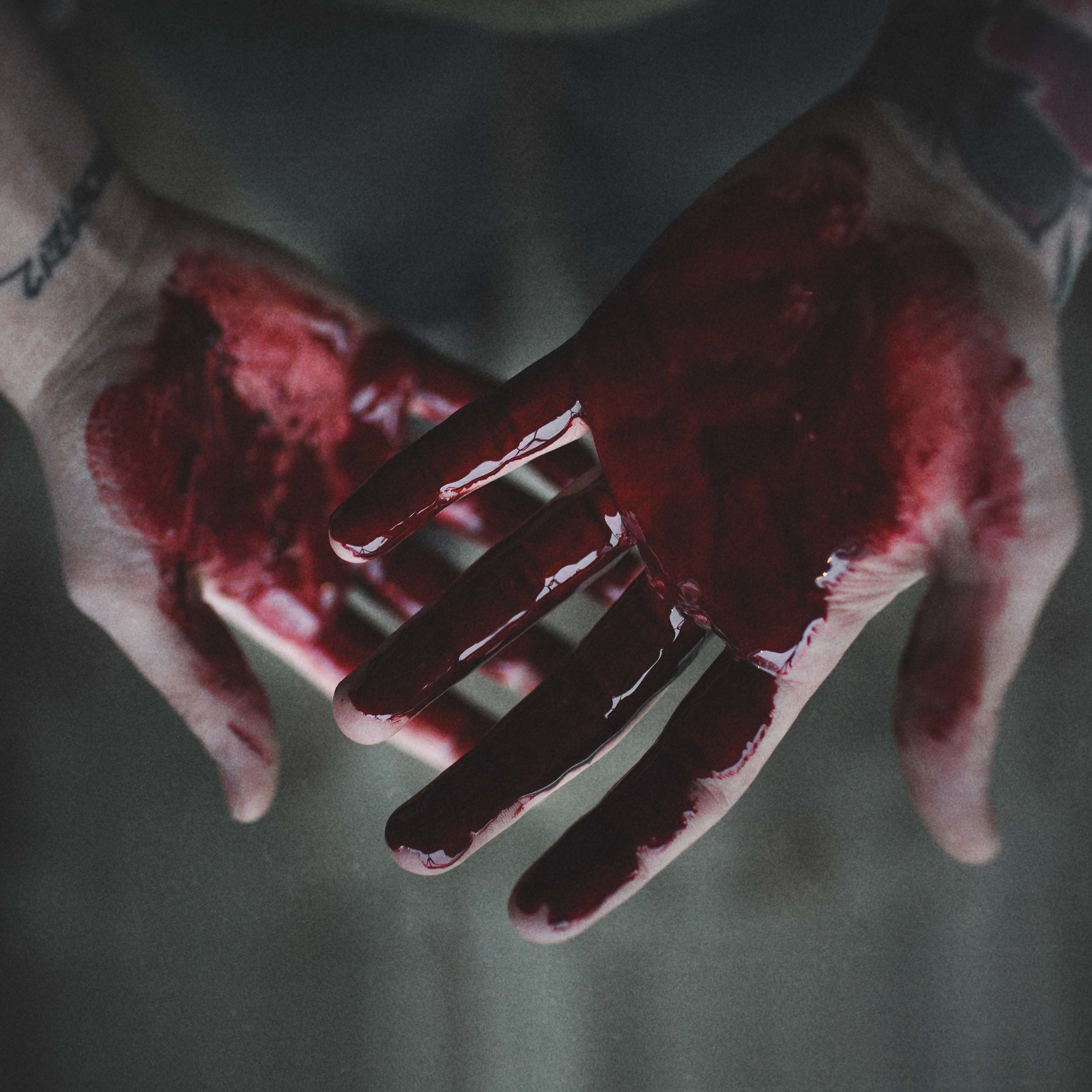 7. (Week 36) Self | Blood Hands [Febuary 2016].jpg