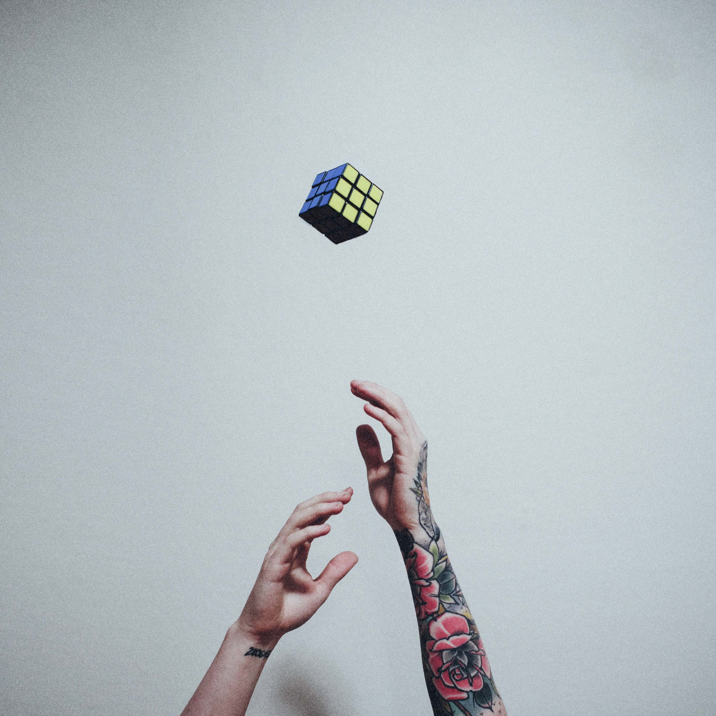 10. (Week 39) Self | Rubik's Cube [March 2016].jpg