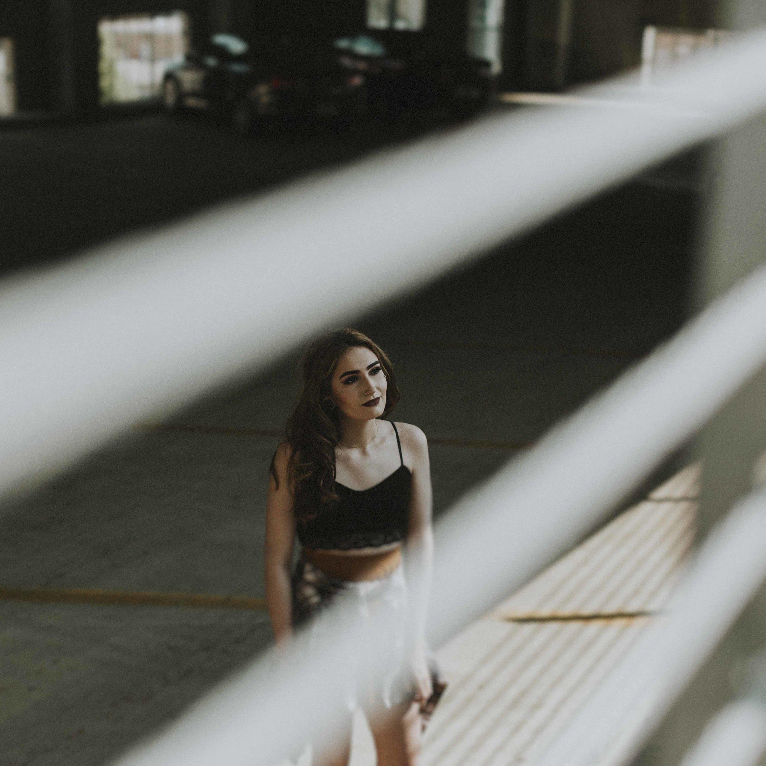88. (Week 110) | Nikkie Stagner | Stationery [August 2017]-b&w.jpg