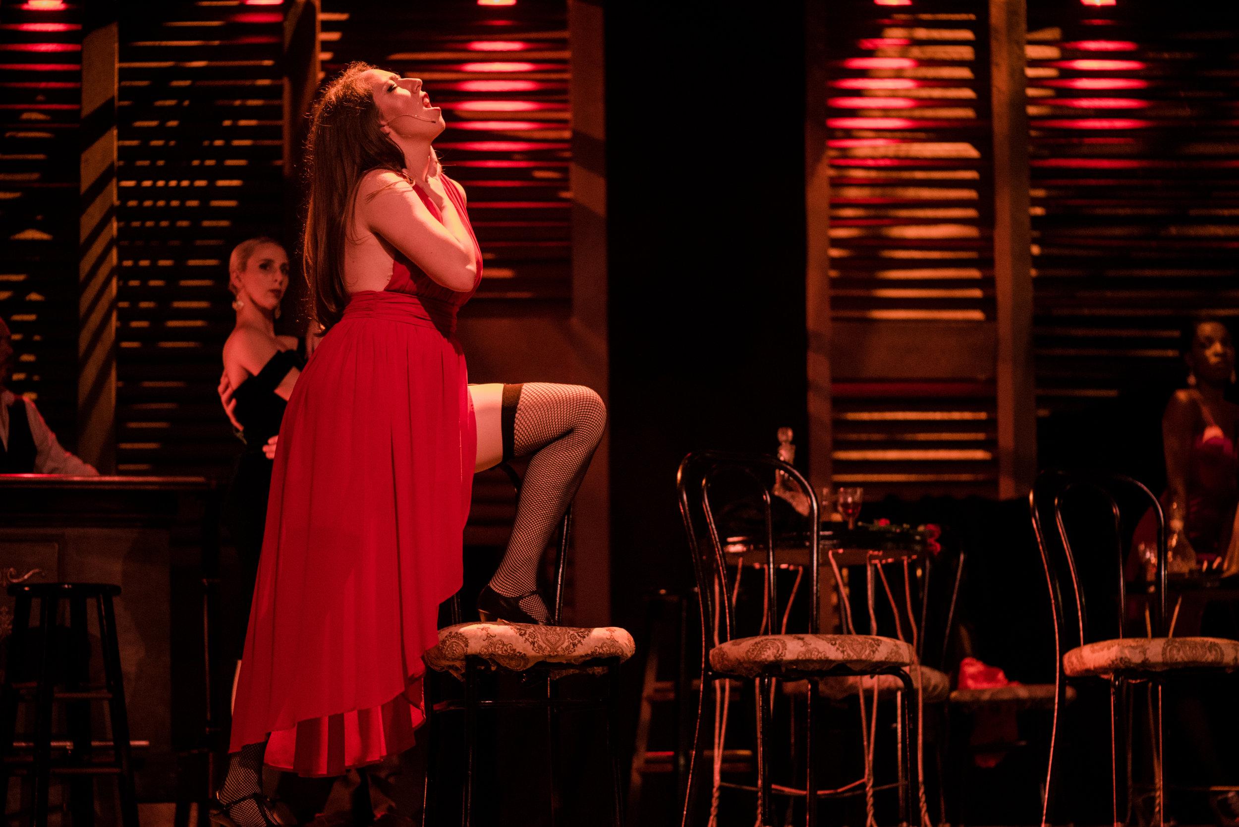María de Buenos Aires Pensacola Opera Directed by Octavio Cardenas Photo by Meg Burke Photography