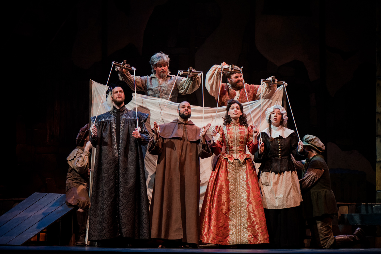 Man of La Mancha Pensacola Opera Directed by Dean Anthony Photo by Meg Burke Photography
