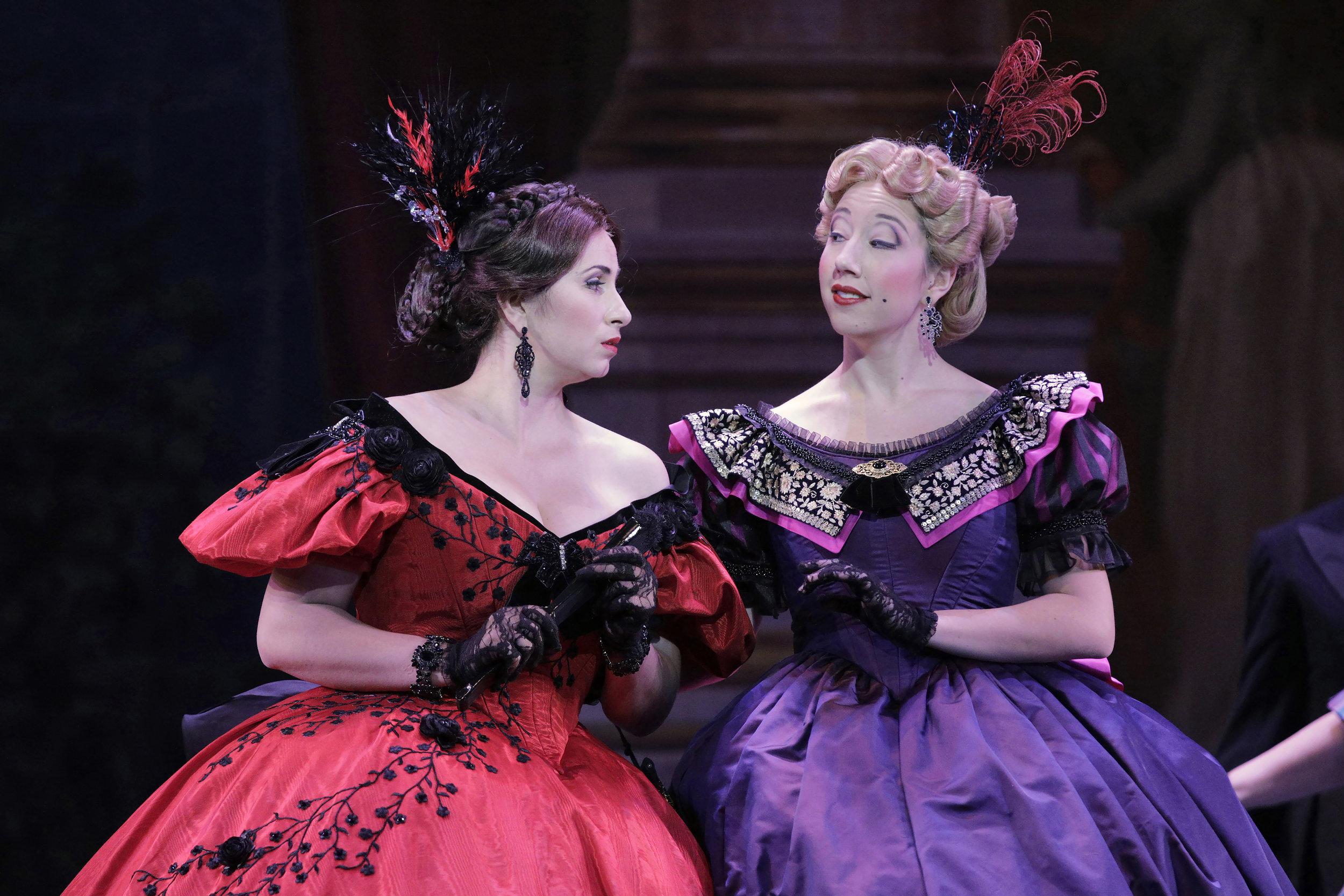 La Traviata Portland Opera Directed by Elise Sandell Photo by Cory Weaver Photography