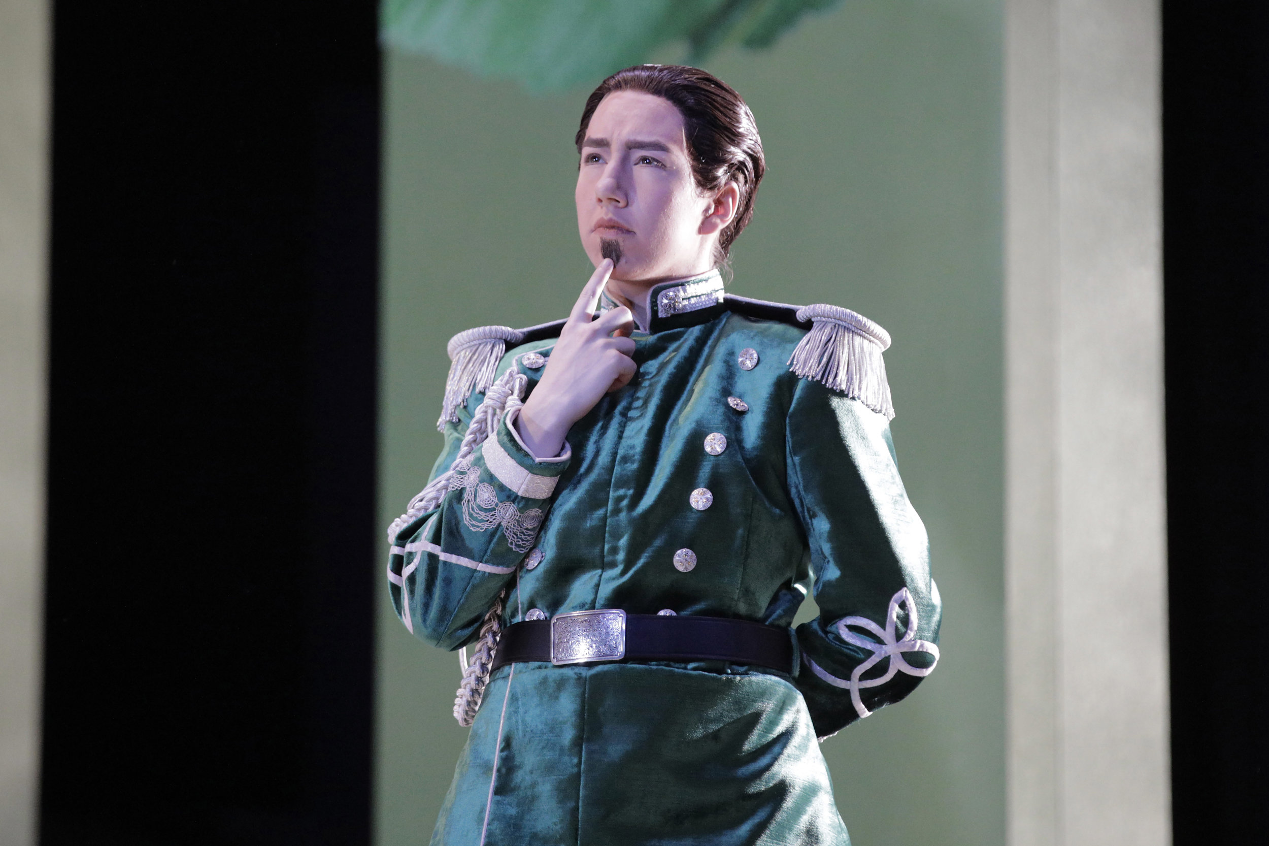 La Finta Giardiniera Portland Opera Directed by Chas Rader-Shieber Photo by Cory Weaver