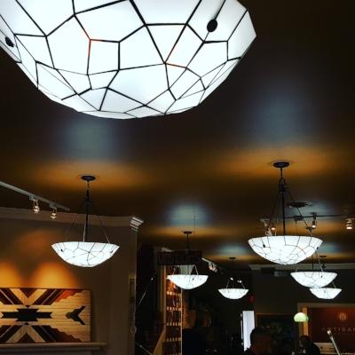 Geo Light Hanging