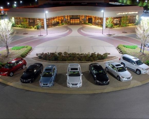 Lexus of Memphis - Ridgeway Rd. Memphis, TN