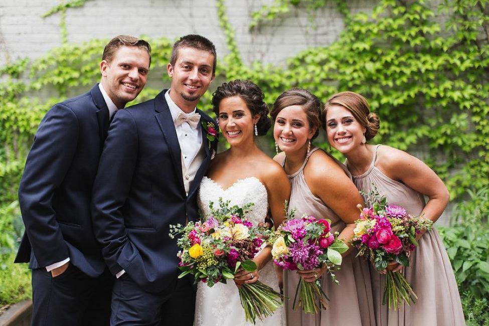 The Big Fake Wedding & Hello World Paper Co.