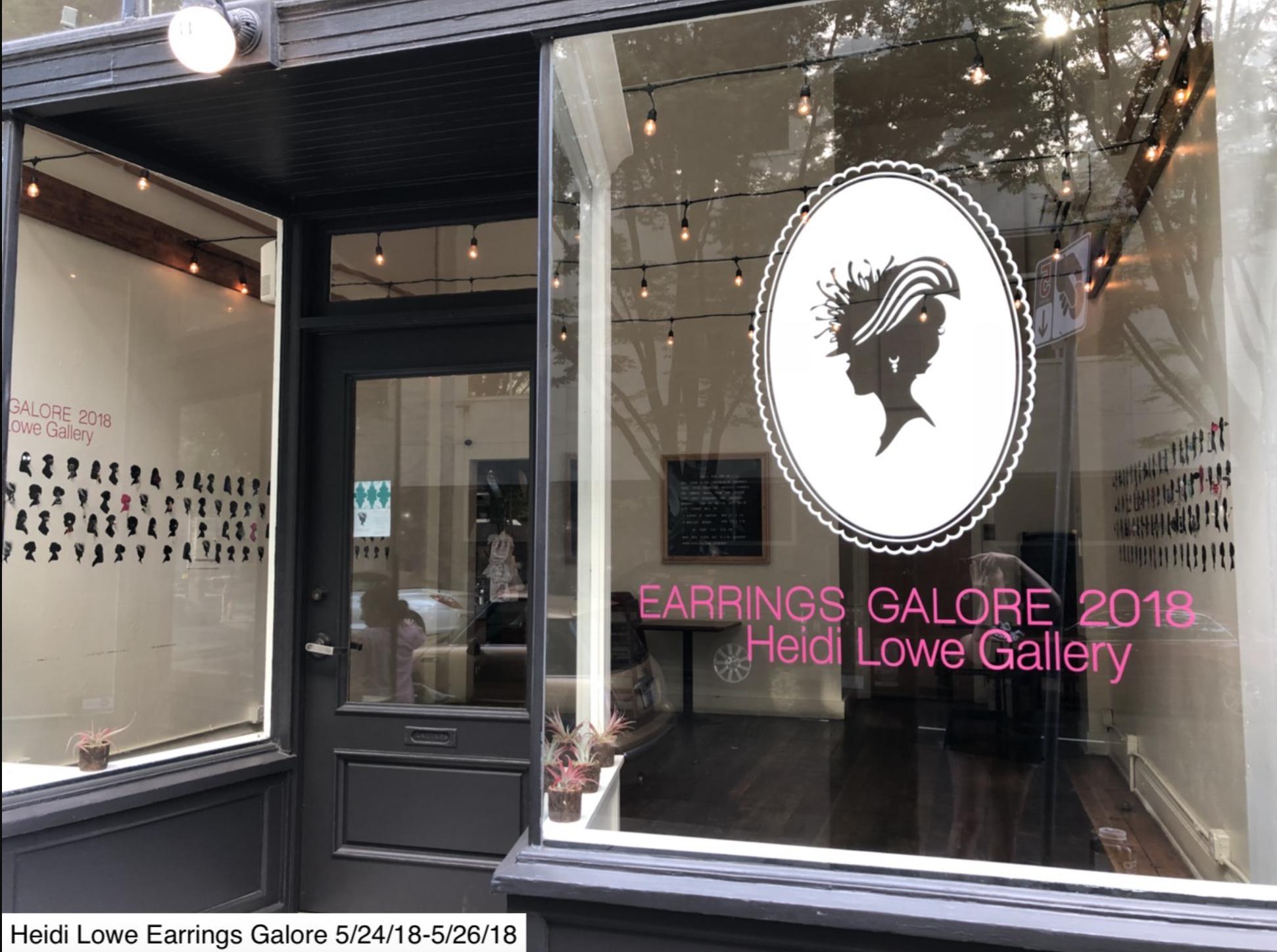 Heidi Lowes Earrings Gallery
