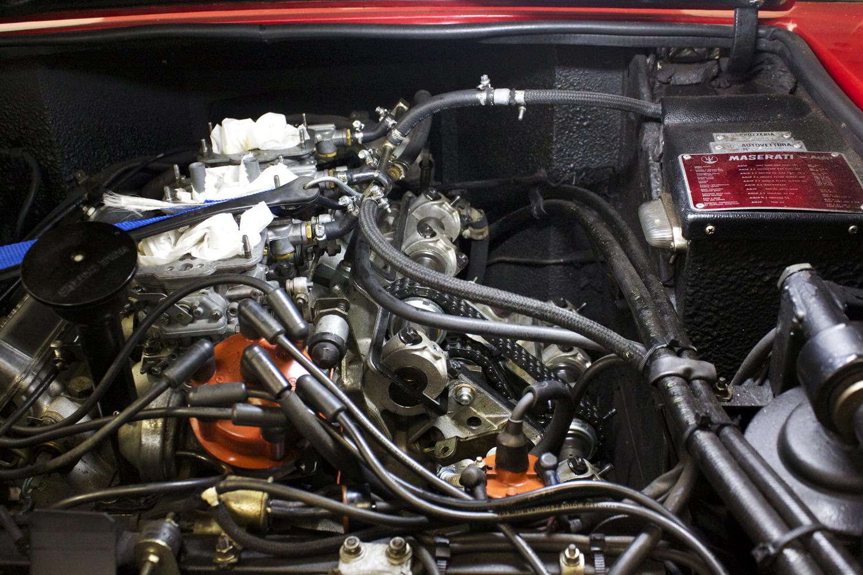 Merak SS motor
