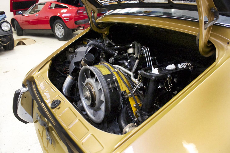 Golden T engine maintence