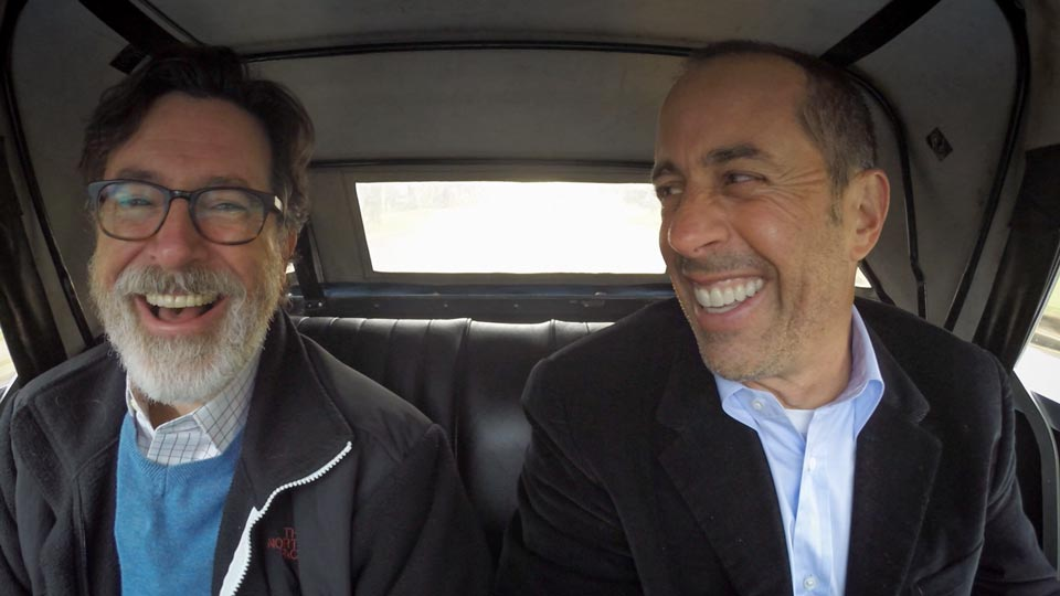 Source: Comedians in Cars Getting