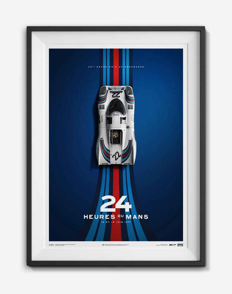 Unique and Limited 24 Hours Le Mans